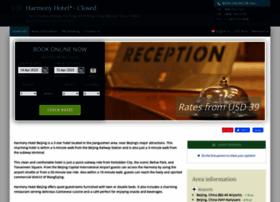 harmony-hotel-beijing.h-rez.com