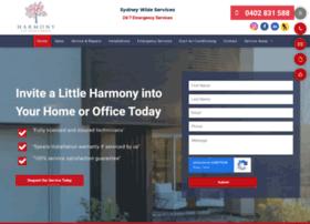 harmonyairconditioning.com.au