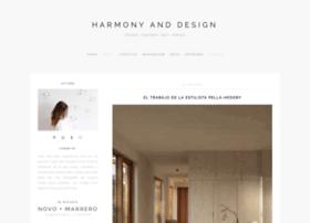 harmonyanddesign.com