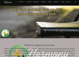 harmonybaptistpcf.com