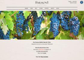 harmonycellars.com