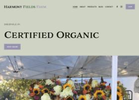 harmonyfieldsfarm.com