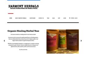 harmonyherbals.net