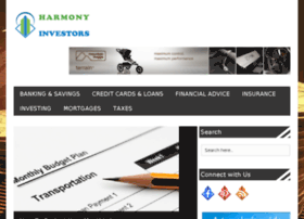 harmonyinvestors.com