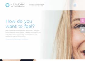 harmonylaser.com