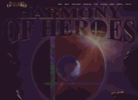 harmonyofheroes.net