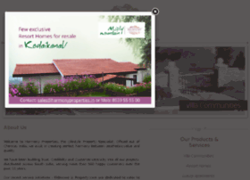 harmonyproperties.in