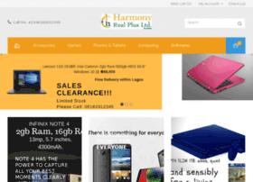 harmonyrealplus.com