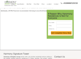 harmonysignature.in