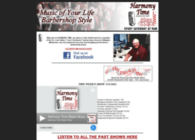 harmonytimeradioshow.com