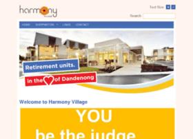 harmonyvillage.com.au