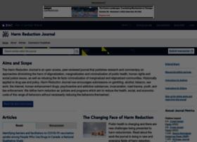harmreductionjournal.com