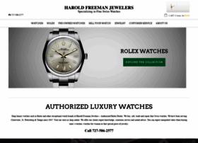 haroldfreemanjewelers.com