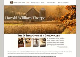 haroldwilliamthorpe.com