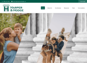harperandhodge.com
