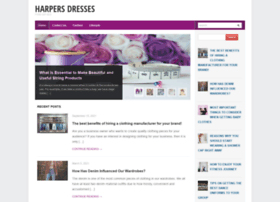 harpersdresses.com.au