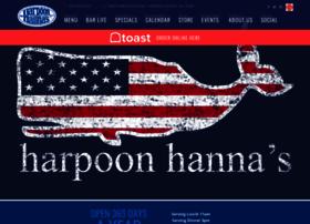 harpoonhannasrestaurant.com