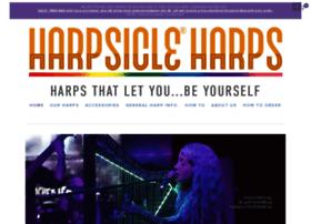 harpsicleharps.com
