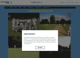 harrietsham.play-cricket.com
