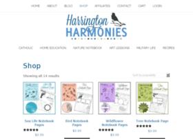 harringtonharmoniescreations.com