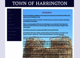 harringtonmaine.com