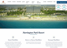 harringtonparkresort.com