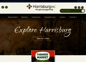 harrisburgnc.org