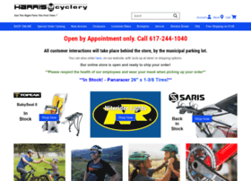 harriscyclery.net