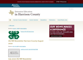 harrison.agrilife.org