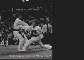 harrisonchapmankarate.com