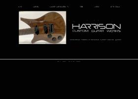 harrisonguitars.co.uk