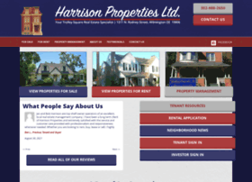 harrisonpropertiesltd.com