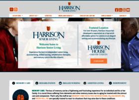 harrisonseniorliving.com