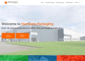 harrisonspackaging.co.uk