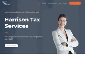 harrisontaxservice.com