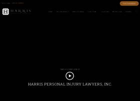 harrispersonalinjury.com