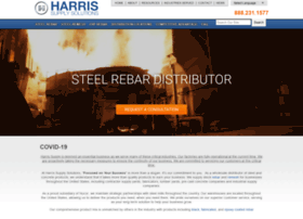 harrissupplysolutions.com