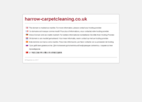 harrow-carpetcleaning.co.uk