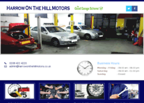 harrowonthehill-motors.co.uk