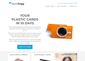 harrybuggplasticcards.co.uk