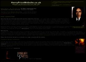 harrypricewebsite.co.uk