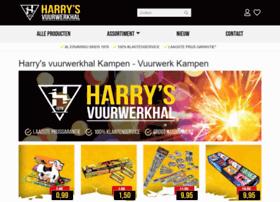 harrysvuurwerkhal.nl