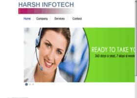 harshinfotech.co