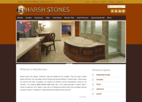 harshstones.com