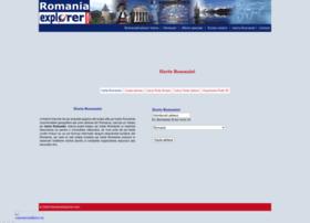 hartaromaniei.romaniaexplorer.com
