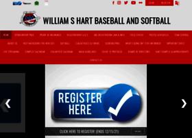 hartbaseball.org