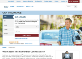 hartfordauto.thehartford.com