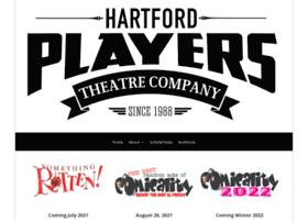 hartfordplayersltd.com