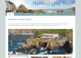 hartlandquayhotel.co.uk