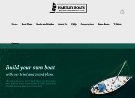 hartley-boats.com